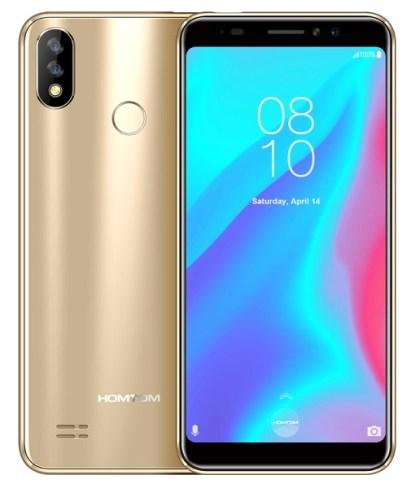 Homtom C8 dirilis: Smartphone 4G Termurah dengan Warna Gradien 2