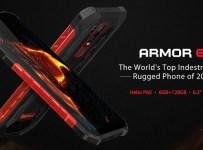 Ulefone Armor 6: Phablet Rugged Layar Poni 6.2 inci, Spek Gahar, ada UV Detector 7