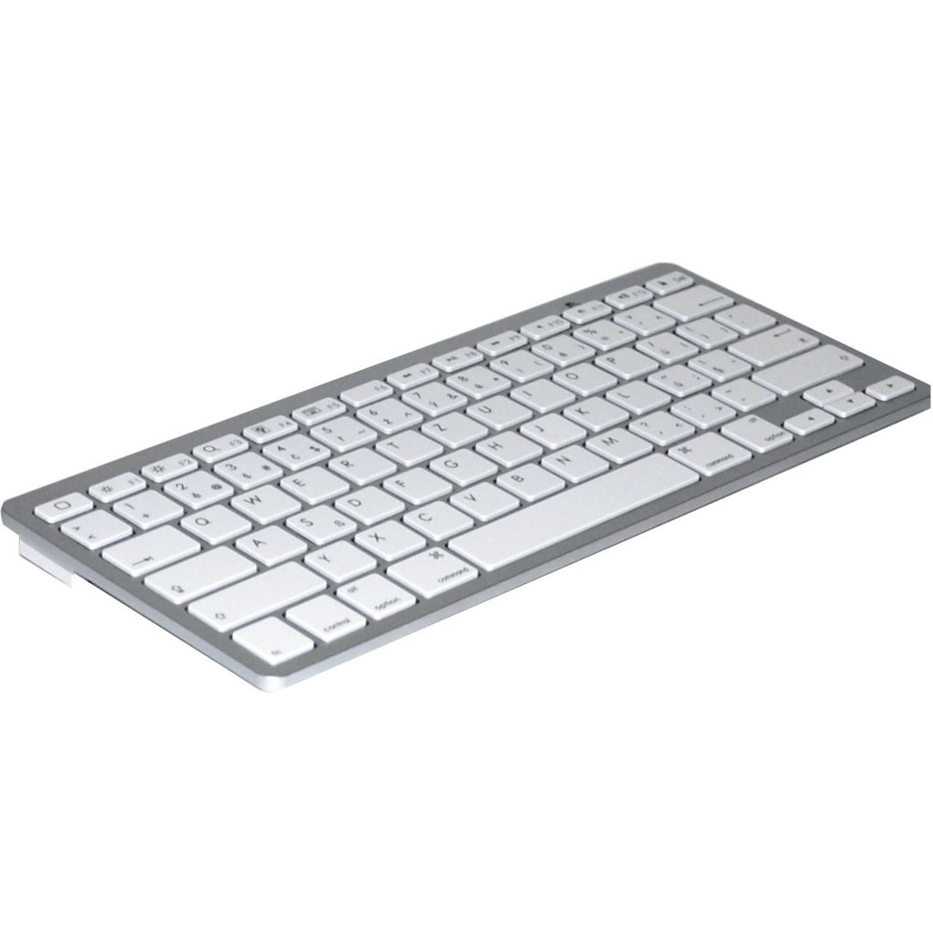 Wireless Keyboard For Laptop IPad IOS Android Smartphone Mac