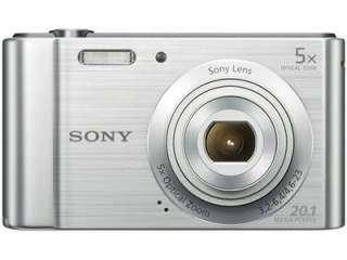 Sony CyberShot DSC-W800 Point & Shoot Camera