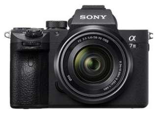 Sony Alpha ILCE-7M3 (Body) Mirrorless Camera