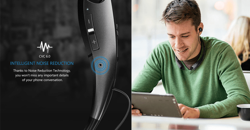 Mpow Jaws V4.1 Neckband Wireless Headphones - Review