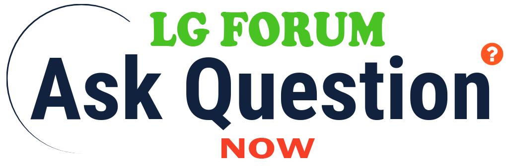 LG Smartphone Forum