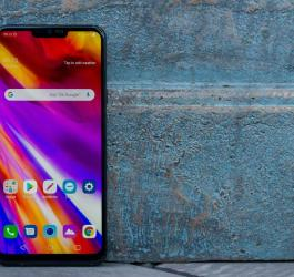 Solved: LG V40 ThinQ Display & Screen Problem Fixed