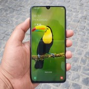 Fix Samsung Galaxy A70 Screen With Display Problem