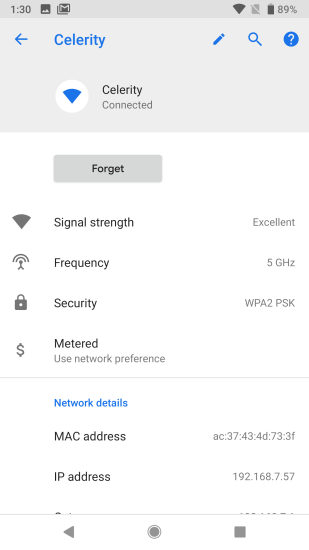 Fix Oppo A5 (2020) WiFi Connection Connecting Problem No Internet