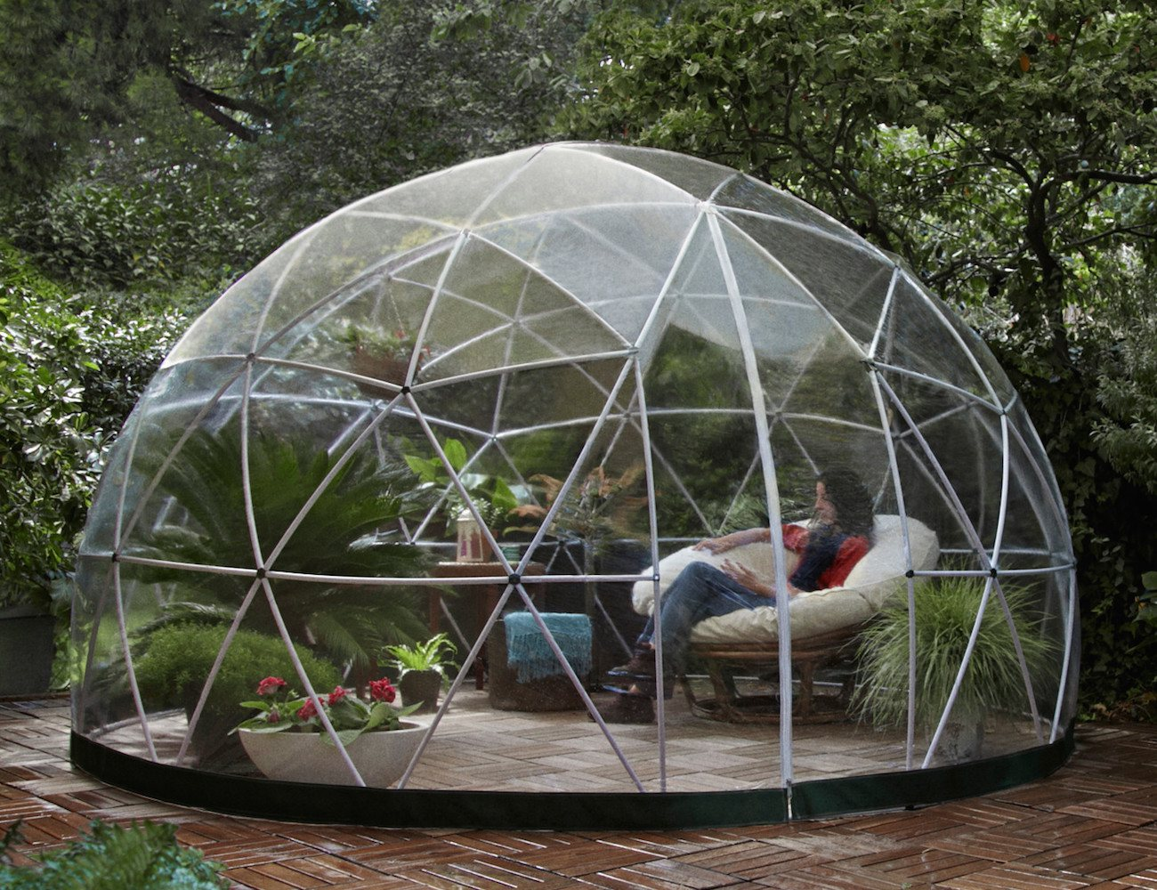Garden Igloo - Outdoor Living Space For Your Garden ... on Garden And Outdoor Living id=55171