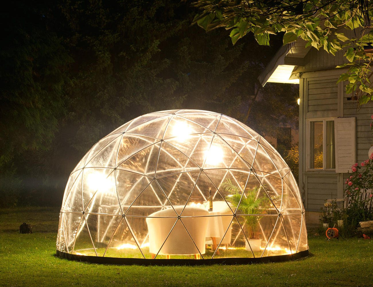 Garden Igloo - Outdoor Living Space For Your Garden ... on Garden And Outdoor Living id=19663