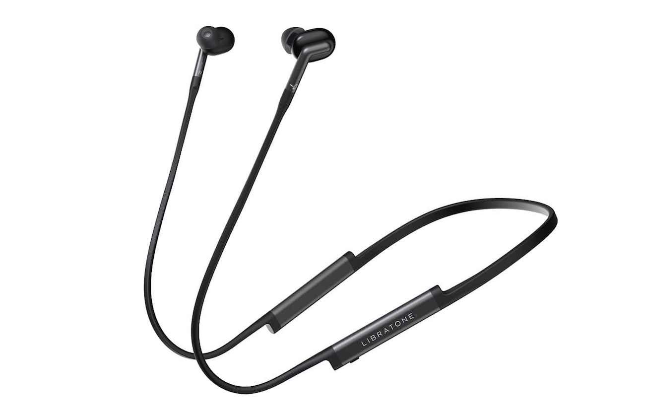 Libratone Track Wireless Noise Canceling Earbuds Gadget