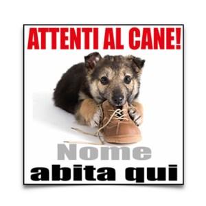 cartello-attenti-al-cane
