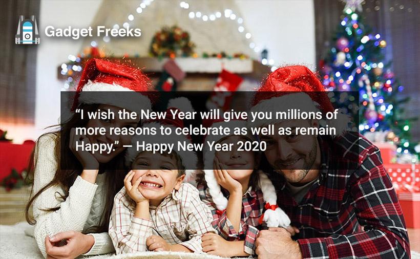 Happy New Year 2020 Status Whatsapp Video Status Story Download Short 2 Line For Whatsapp Gadget Freeks