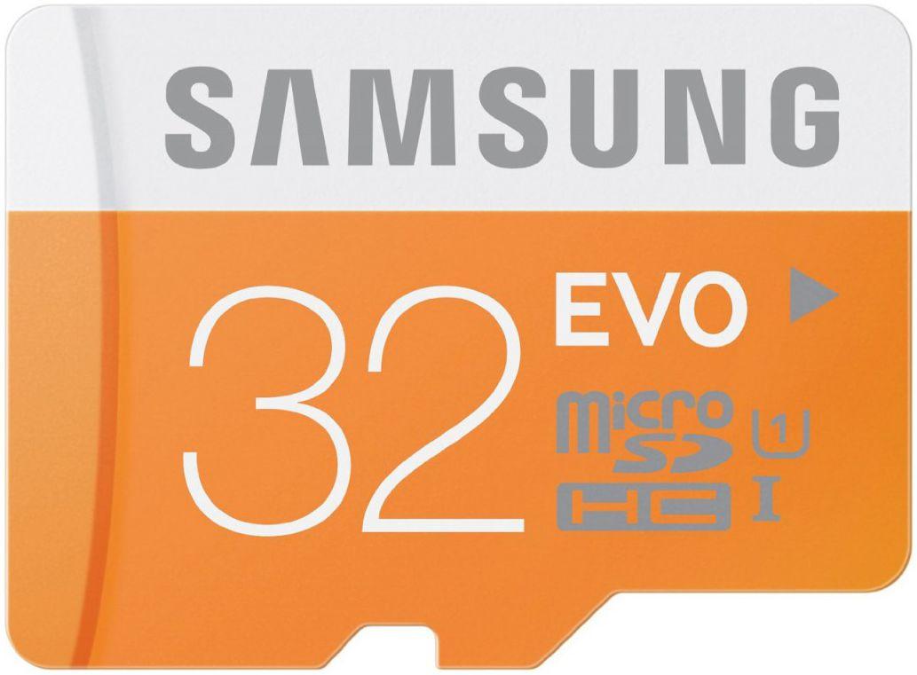 Samsung EVO Micro SDHC 32 GB Vorschau