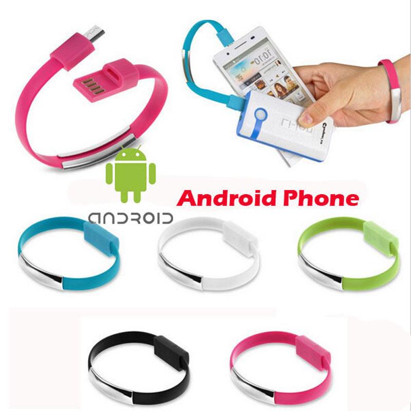 USB Ladekabel Armband Vorschau