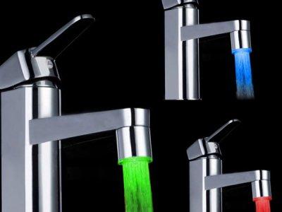 Farbwechsel Wasserhahn Vorschau