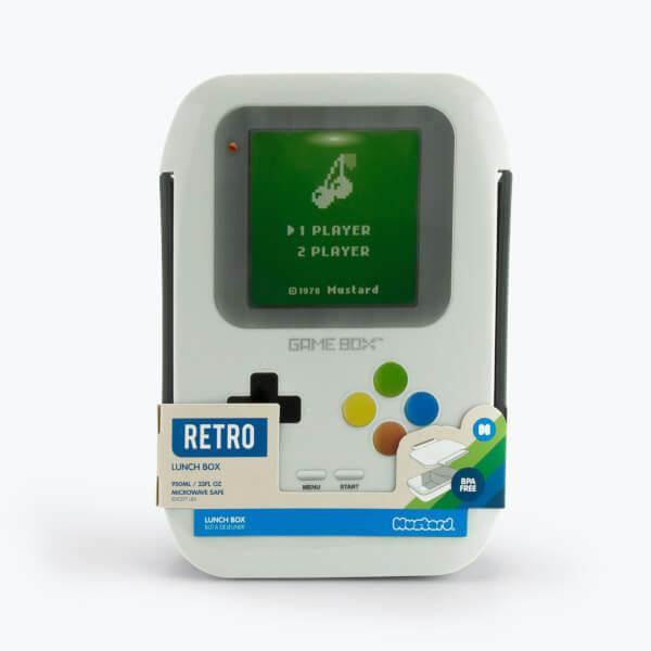 Gameboy Lunchbox Vorschau