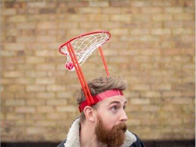 Kopf Basketball Vorschau