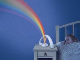 Regenbogen Nachtlampe Vorschau
