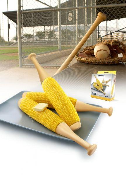 Baseball Maiskolbenhalter Vorschau