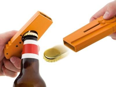 Flaschenöffner zum schießen Vorschau
