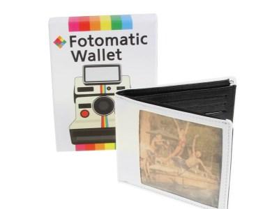 Geldbörse mit Fotofach Vorschau