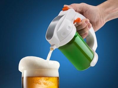 Bier Aufschäumer Vorschau