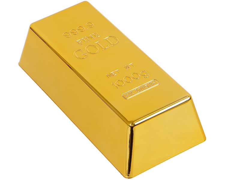 Türstopper Goldbarren Vorschau