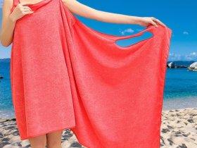 Handtuch Kleid Vorschau