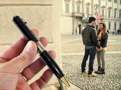 Spy Pen Vorschau