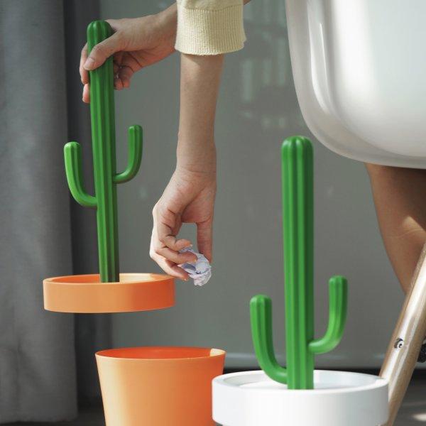 Kaktus Mülleimer Vorschau
