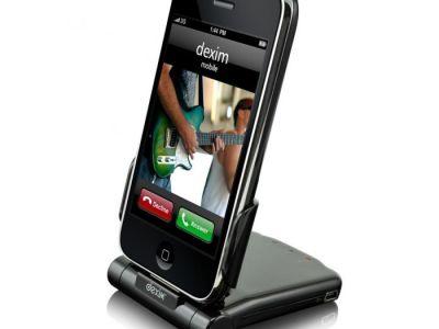 iPhone Dockingstation Vorschau