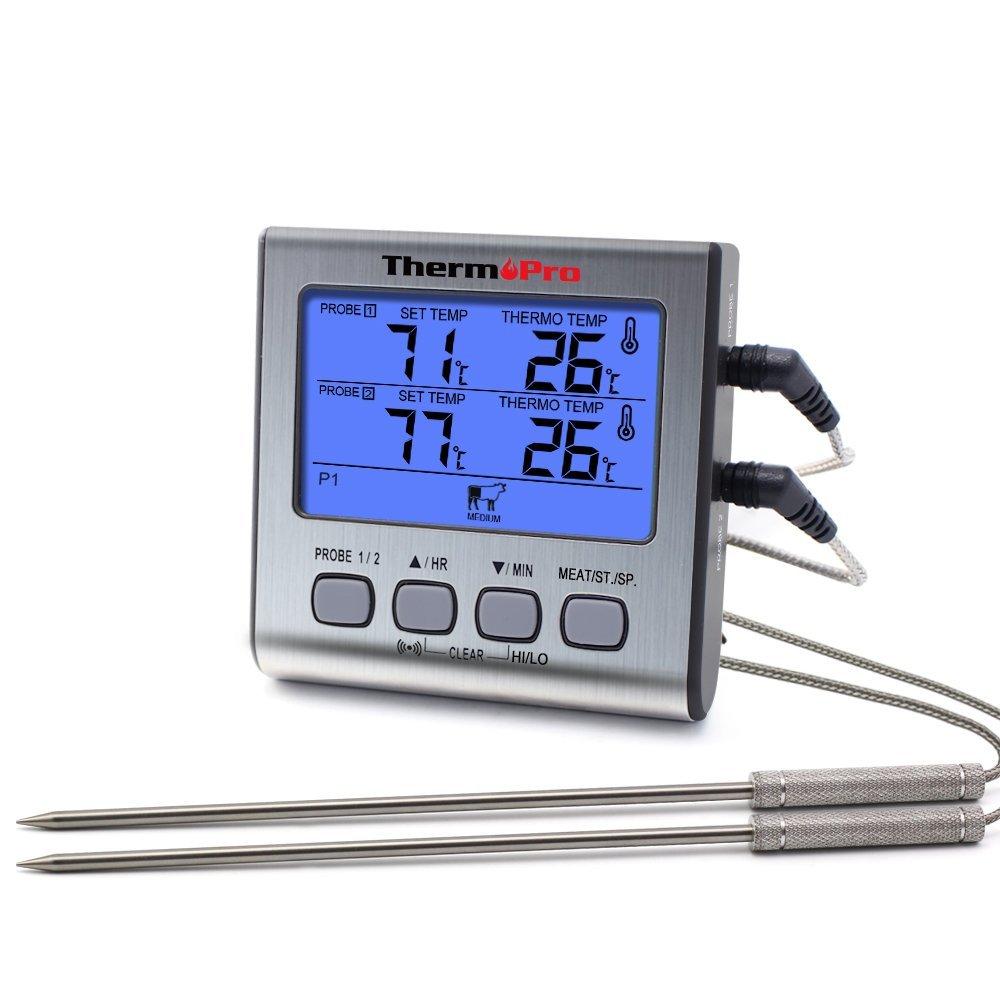 digitales Grillthermometer Vorschau