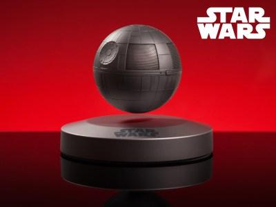 Star Wars schwebender Lautsprecher Vorschau