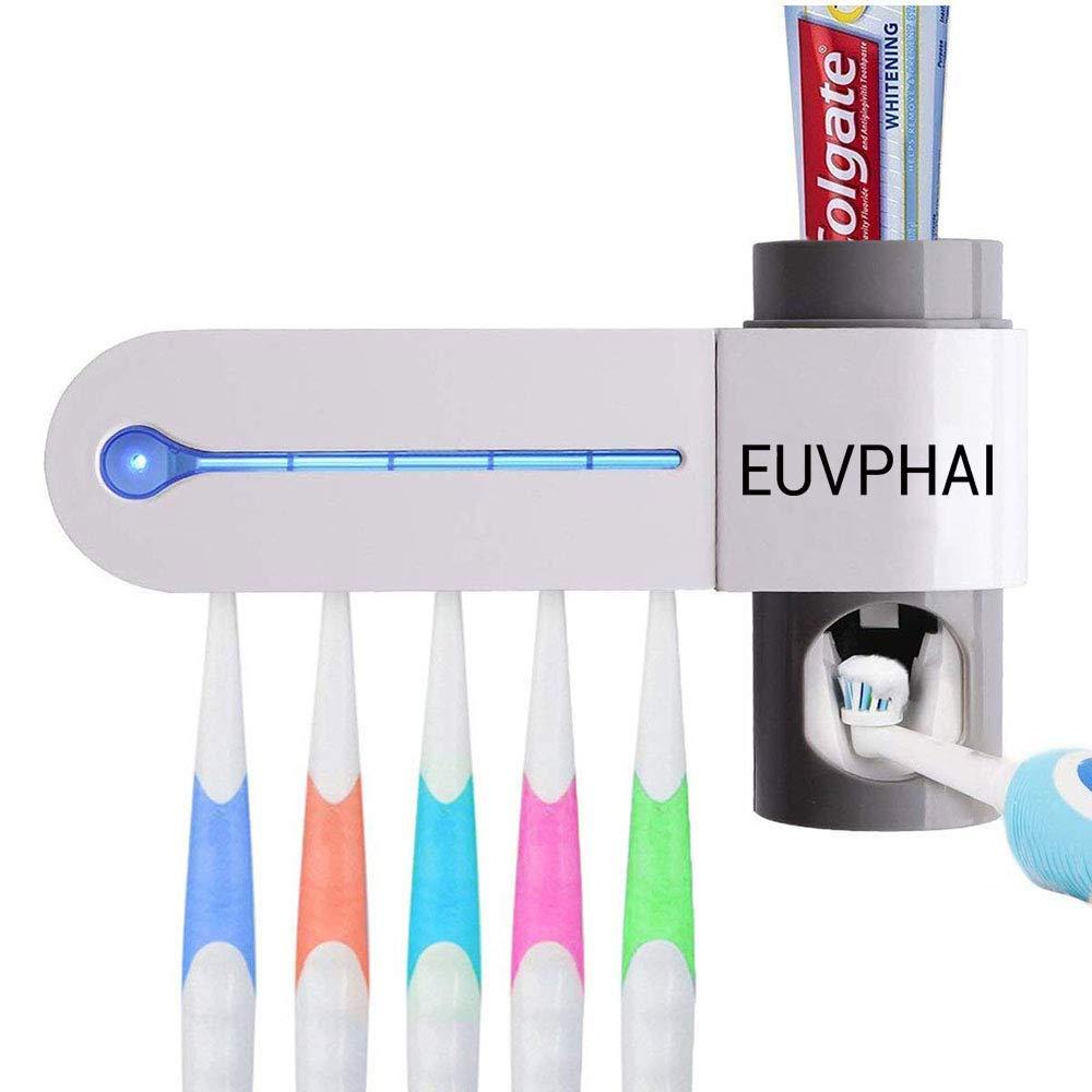 Zahnbürstenhalter mit Zahnpastaspender Vorschau