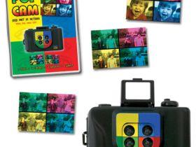 Pop Art Kamera Vorschau