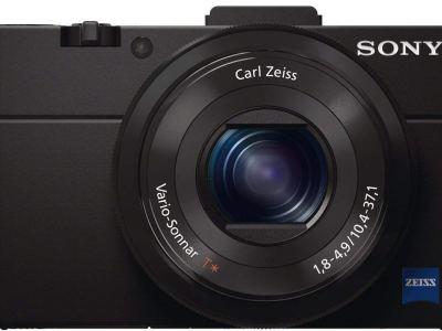 Sony Kompaktkamera Vorschau