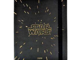 Star Wars Terminplaner 2019 Vorschau