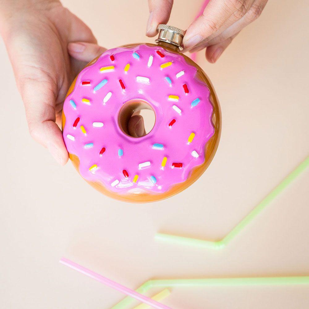 Donut Flachmann Vorschau