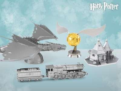 Harry Potter Modell Vorschau