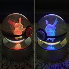Pikachu Nachtlampe Galerie 2