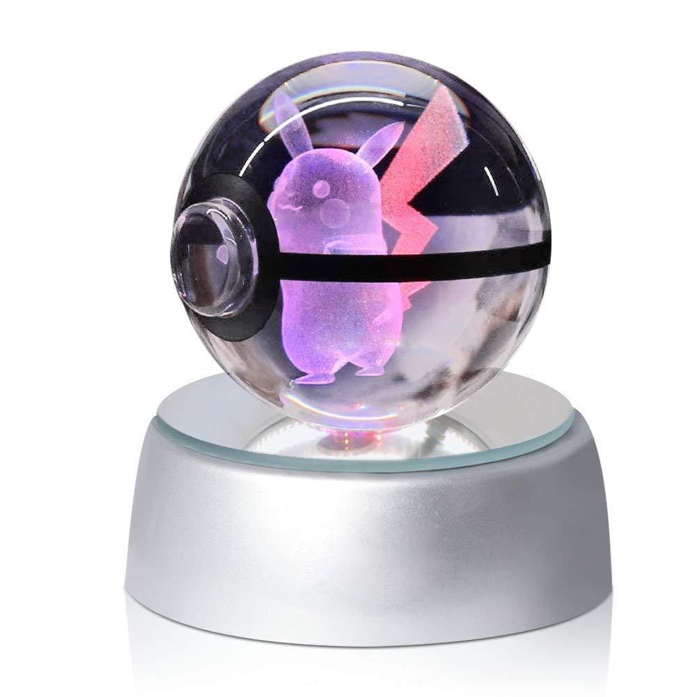 Pikachu Nachtlampe Vorschau