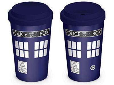 Doctor Who Kaffeebecher Vorschau