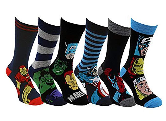 Avengers Socken Vorschau