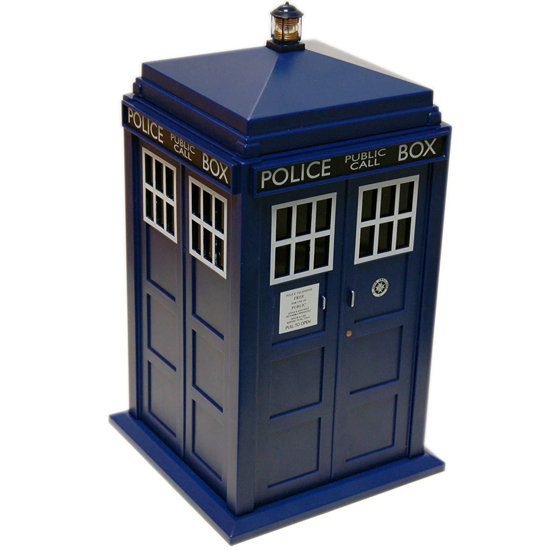 Doctor Who Keksdose Vorschau