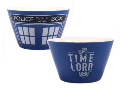 Doctor Who Müslisschale Vorschau