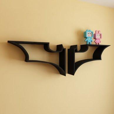 Batman Wandregal Galerie 1