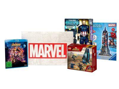 Avengers Box Vorschau