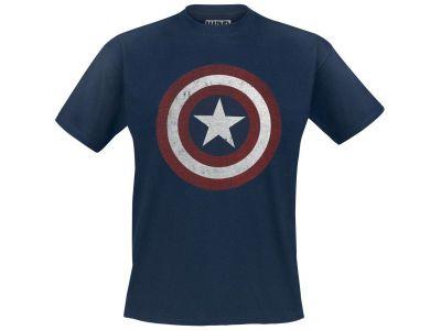 Captain America Shirt Vorschau