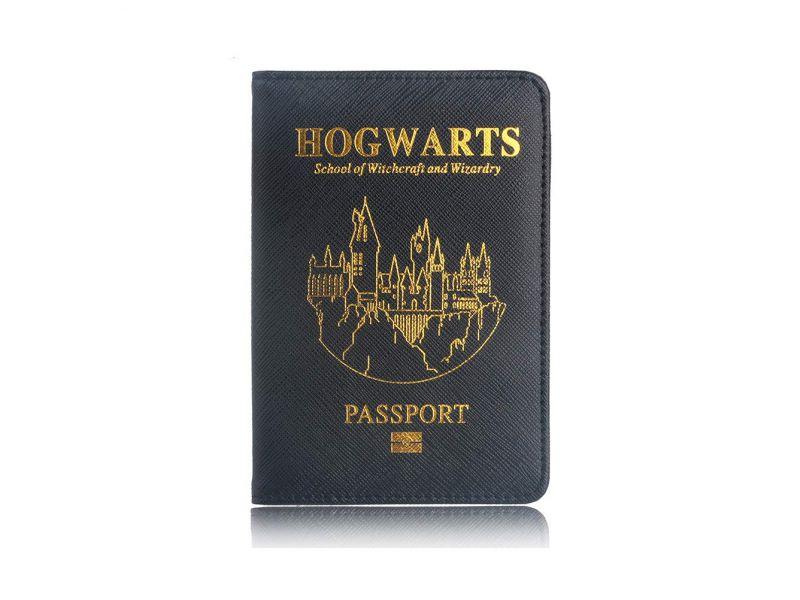 Harry Potter Reisepass Hülle Vorschau