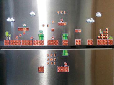 Super Mario Kühlschrank Magnete Galerie 2