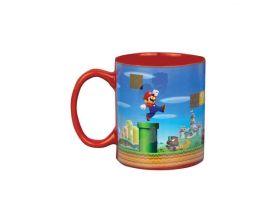 Super Mario Thermoeffekt Tasse Vorschau